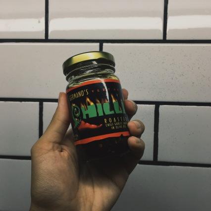 Germano's: Chilli Garlic Sauce in Olive Oil
