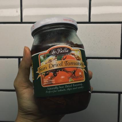 La Bella: Sun Dried Tomatoes in Olive Oil