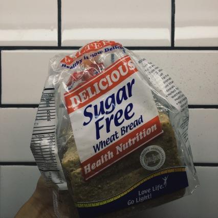 Walter's Sugar Free Wheat bread