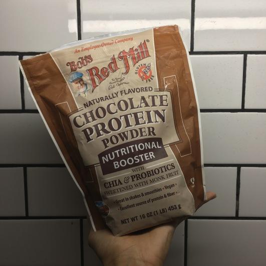 Bob's Red Mill Chocolate Protein Powder