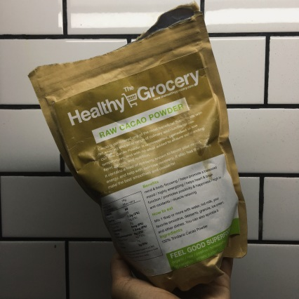 The Healthy Grocery Raw Cacao Powder